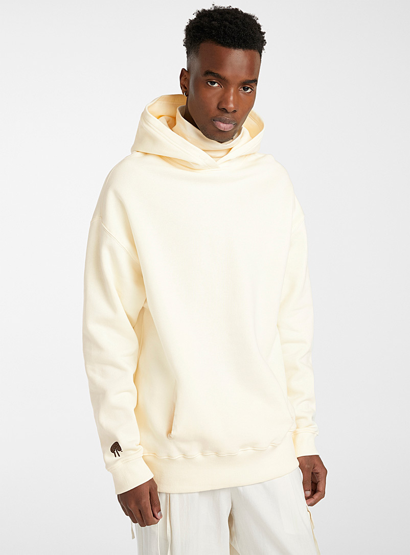 St-Henri Ecru/Linen Ecstasy sweatshirt for men