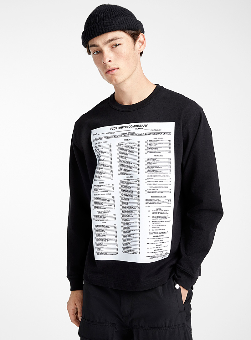 le-t-shirt-commissary-list