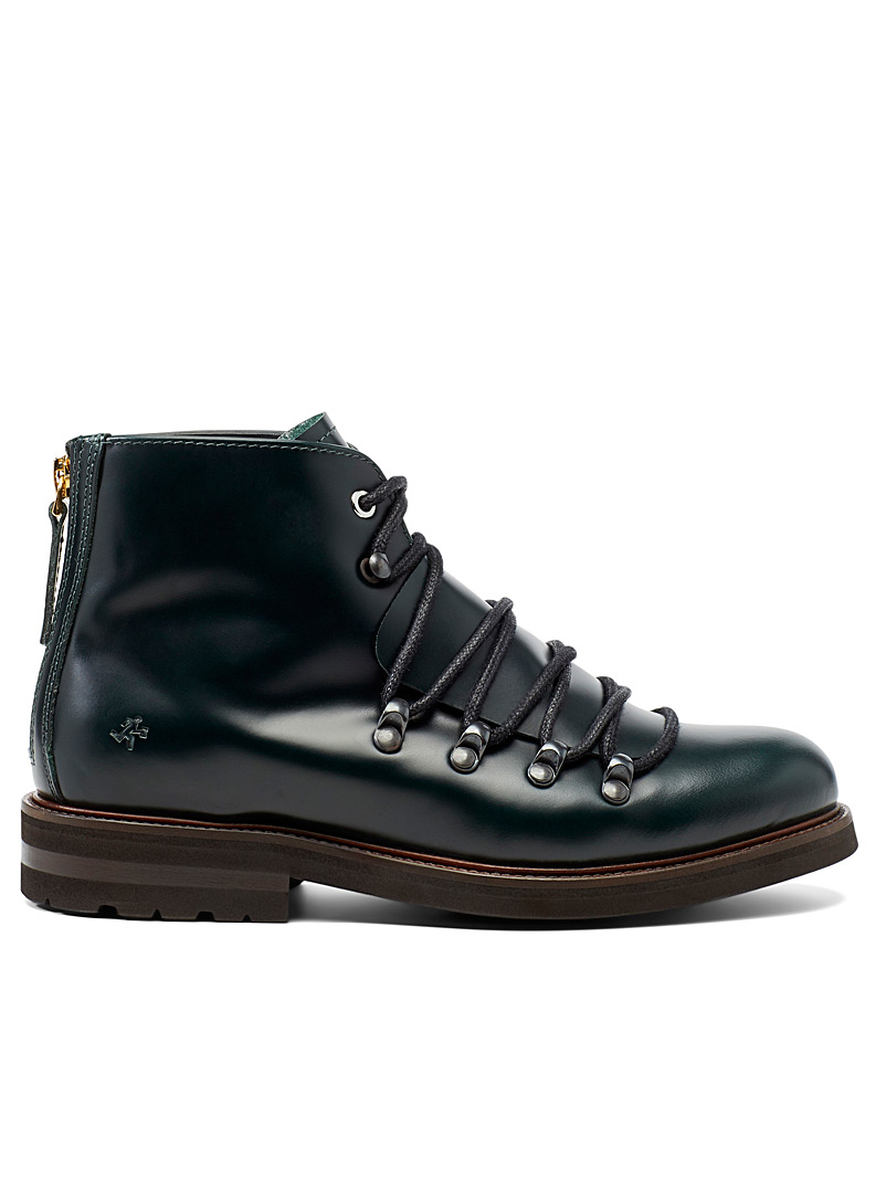 WANT Les Essentiels Green Eriksson laced ankle boots for women