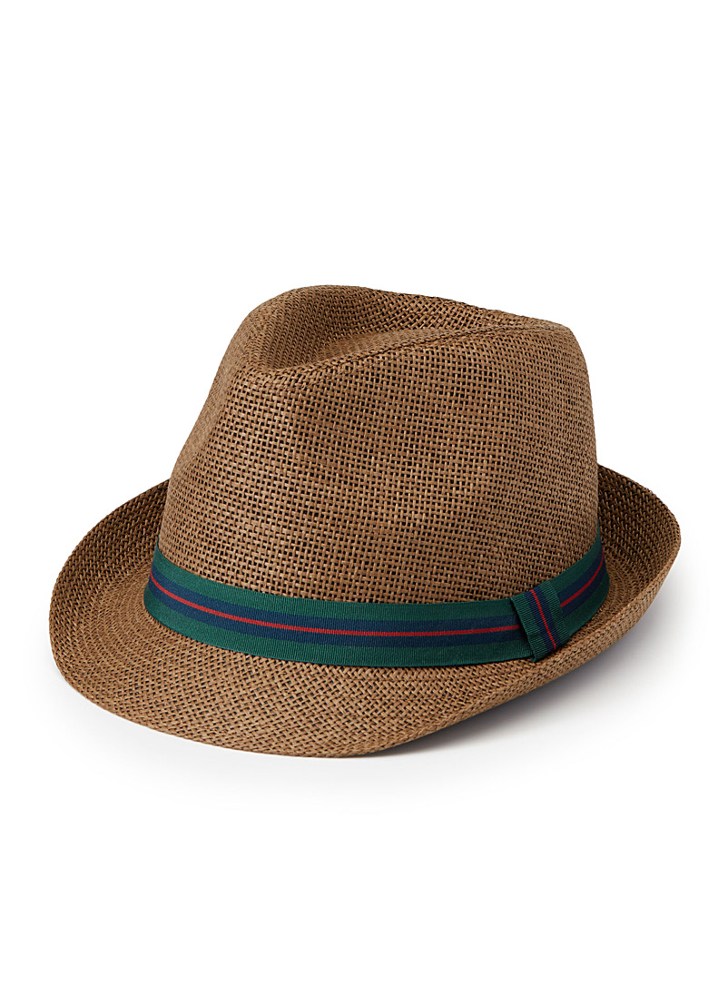 tricolour-ribbon-panama-hat