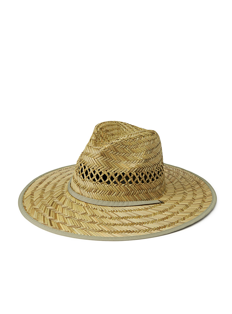 Excursion fedora - Hats - Sand