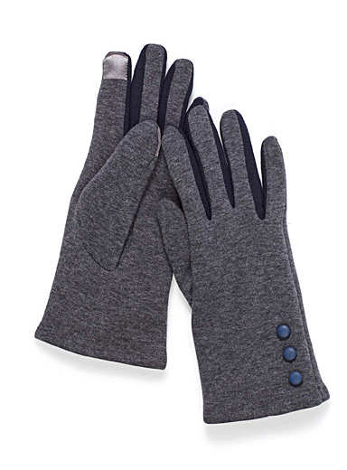 Elegant tech gloves
