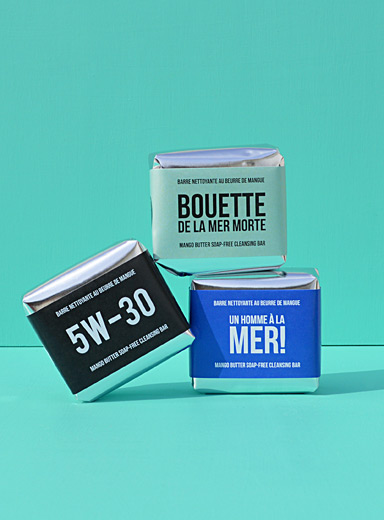 Soap set for men