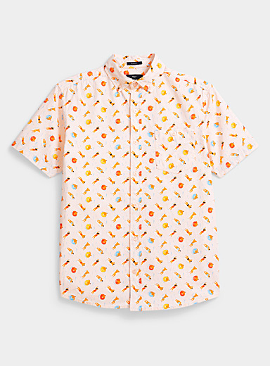 Summer swim shirt