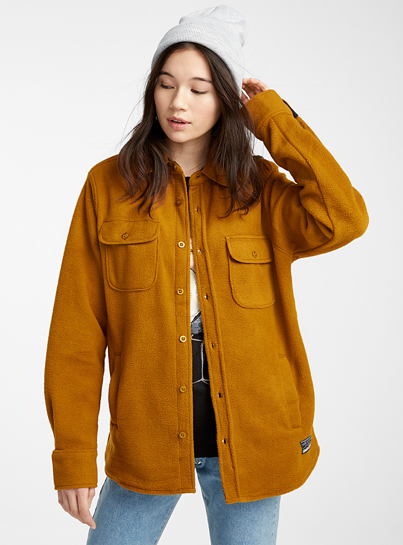 apricot-polar-fleece-overshirt