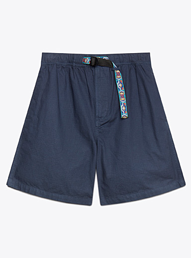 Penfield Marine Blue Trekking Bermudas for men