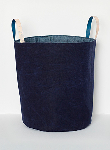 Noujica Marine Blue Reversible planter