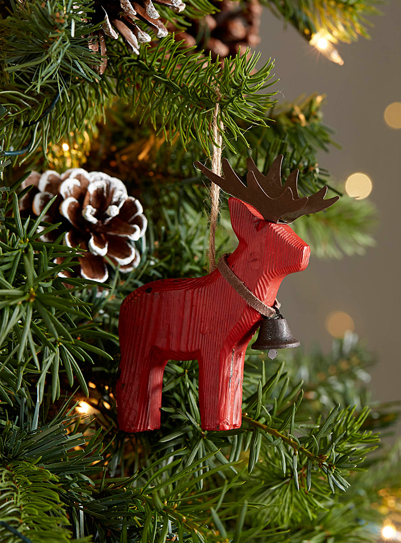 red-deer-ornament