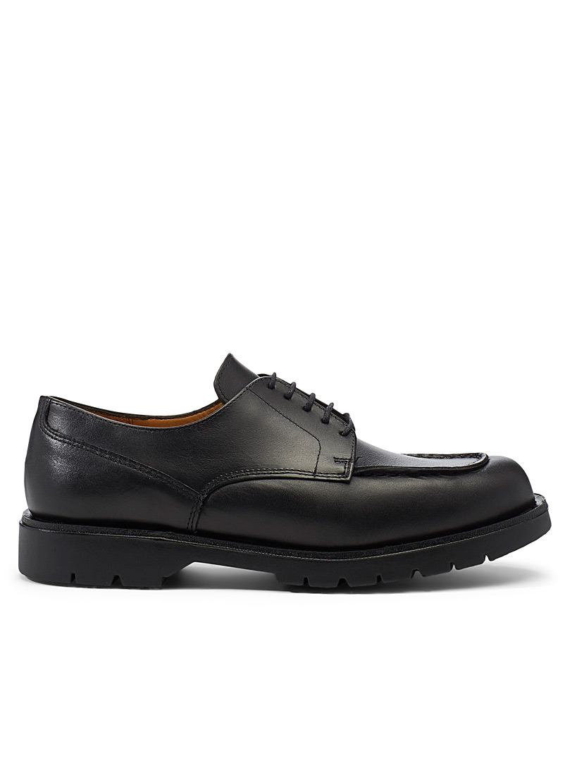 Kleman Black Frodan derby shoes  Men for men