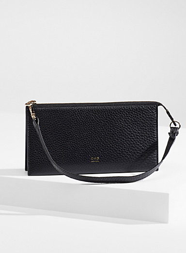 OAD NEW YORK Black Mimi clutch for women