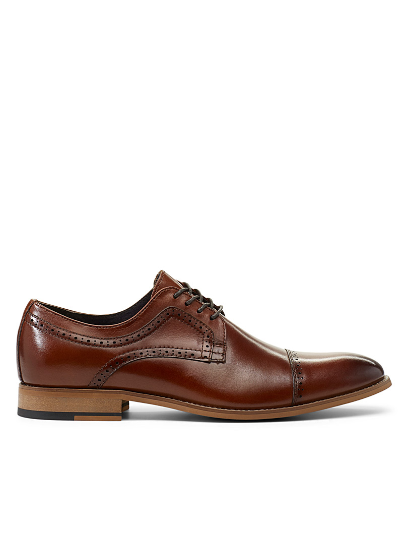 Dickinson derby shoes - Dress - Fawn
