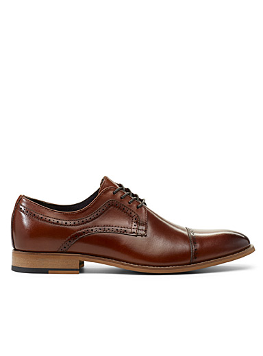 Dickinson derby shoes