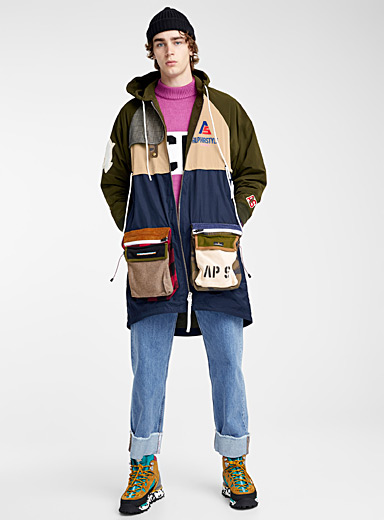 Warblers utility parka