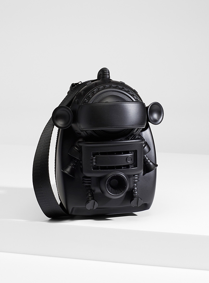 Small robot shoulder bag