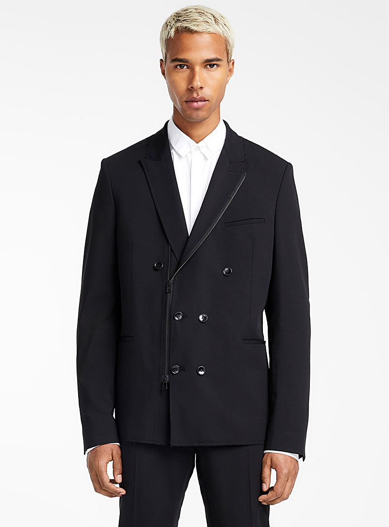 Modern jacket - Philippe Dubuc - Black