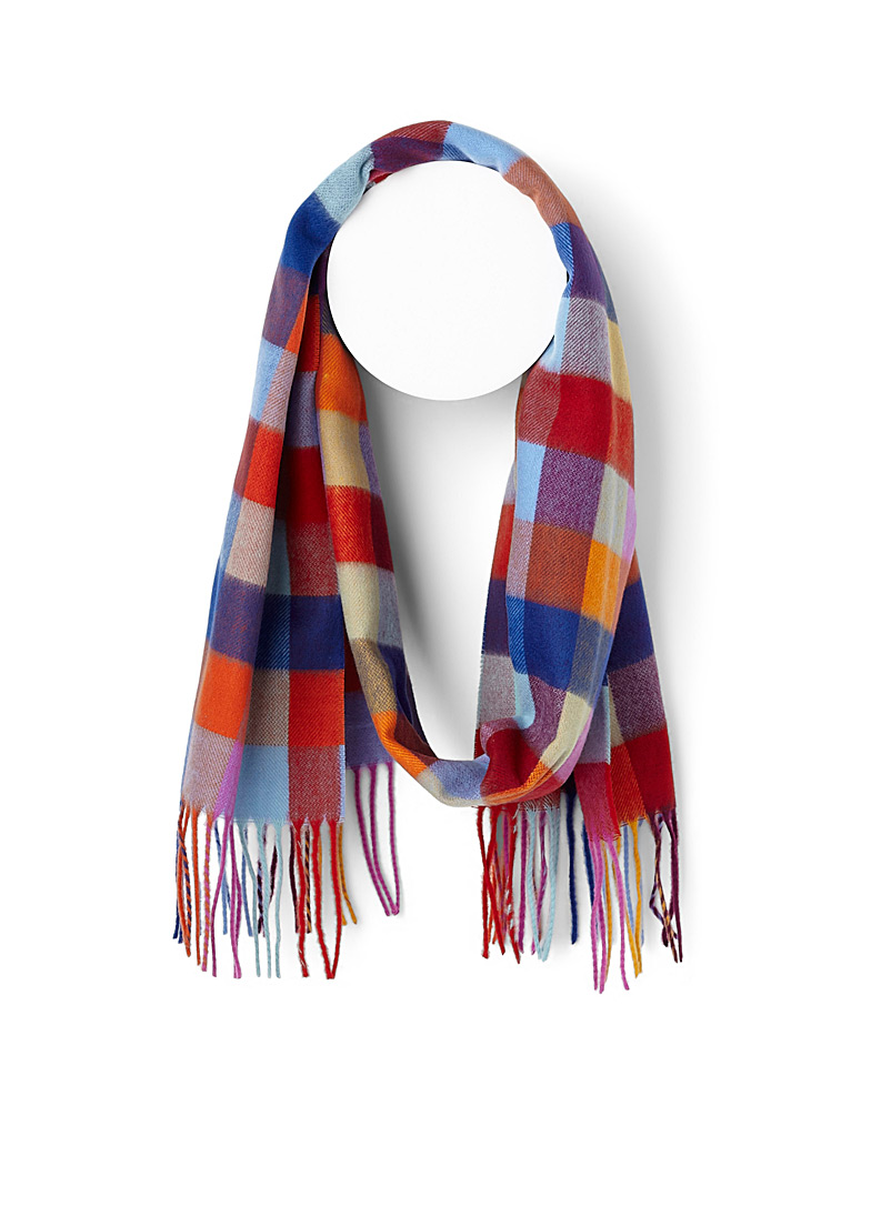 colourful-checkered-scarf