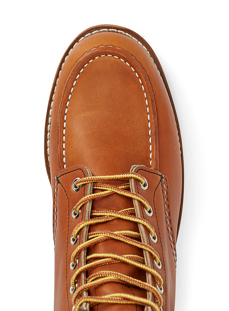 Red Wing Shoes Copper Traction Tred six-inch classic boots for men