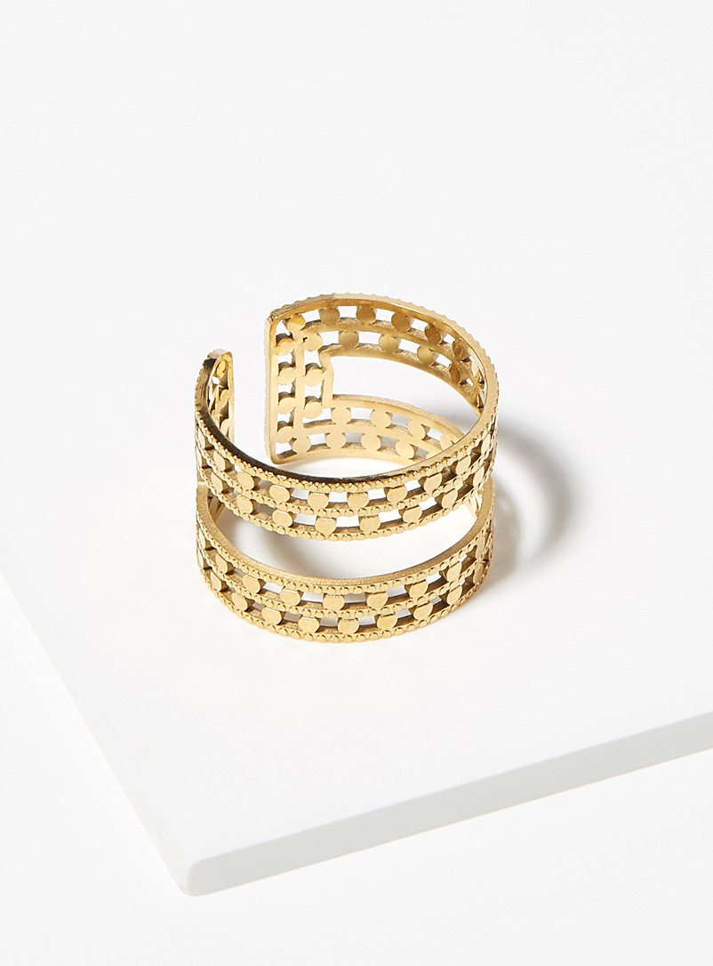Shéhérazade ring - Rings - Assorted
