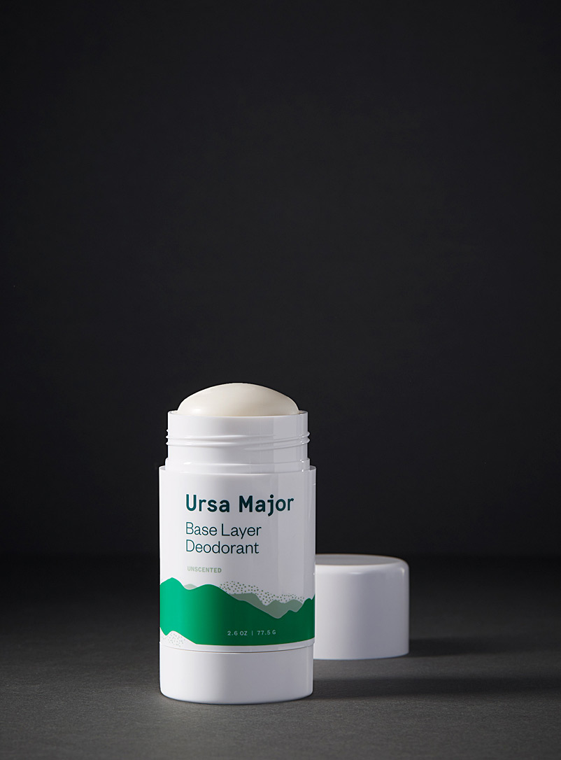 Ursa Major White Base Layer baking soda-free deodorant for men