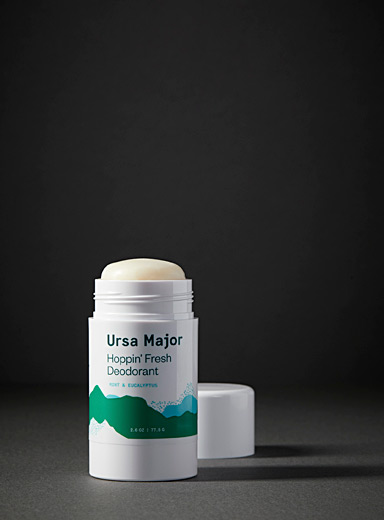 Ursa Major White Hoppin' Fresh natural deodorant for men