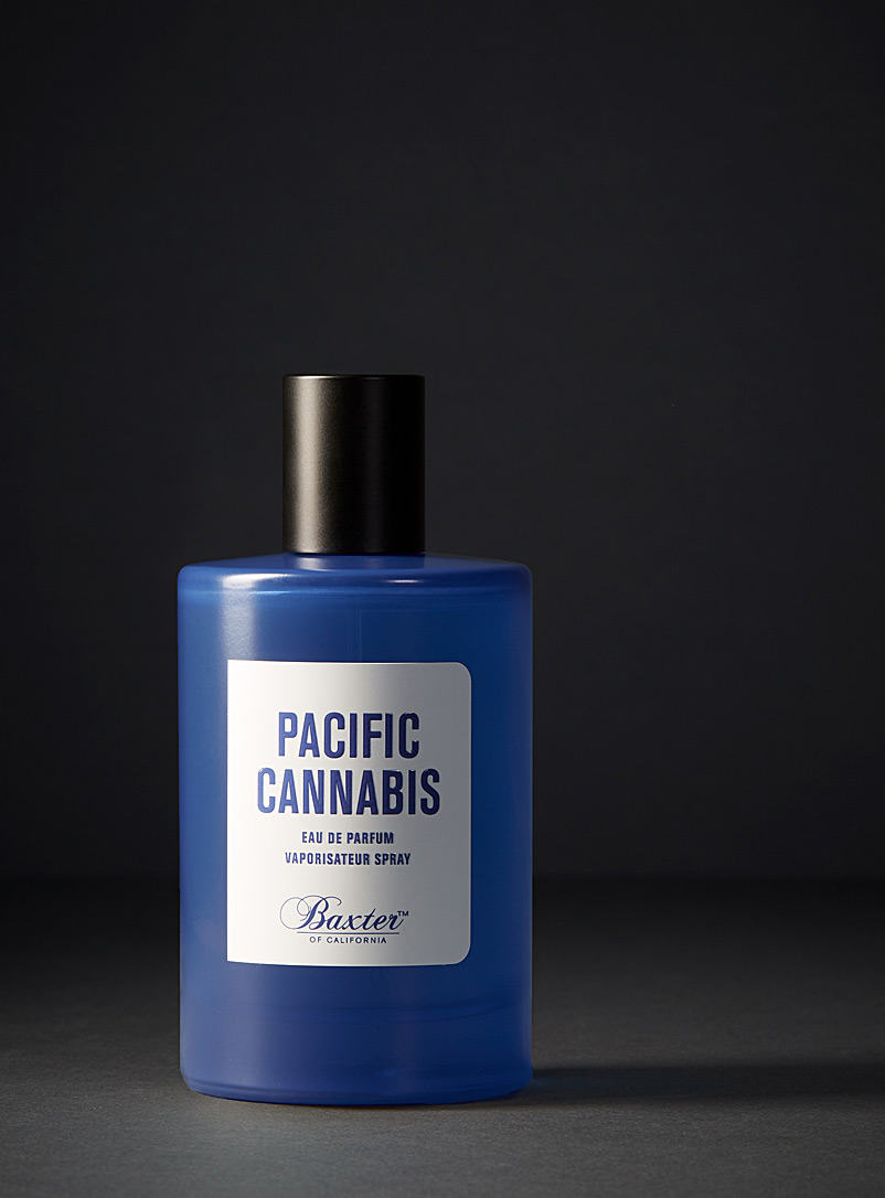 L'eau de parfum Pacific Cannabis - Déodorants et fragrances - Bleu royal-saphir