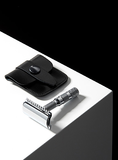 Merkur Assorted Travel safety razor for men