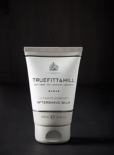 Truefitt & Hill Grey Ultimate Comfort aftershave balm for men