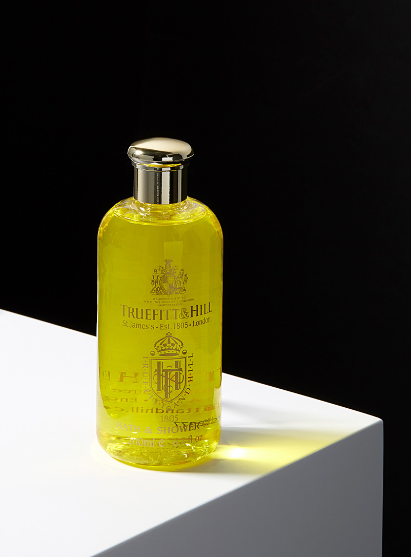 1805 shower gel - Soaps, Gels & Shampoos - Golden Yellow