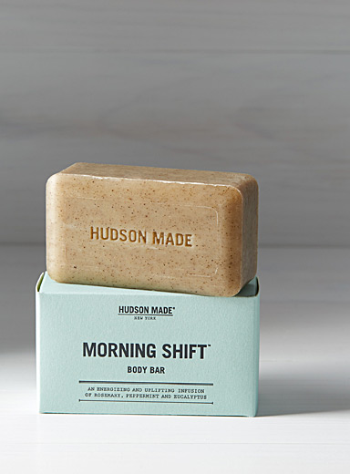 Morning Shift soap