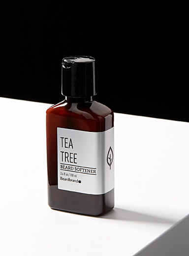 Beardbrand Assorted Tea Tree beard conditioner for men