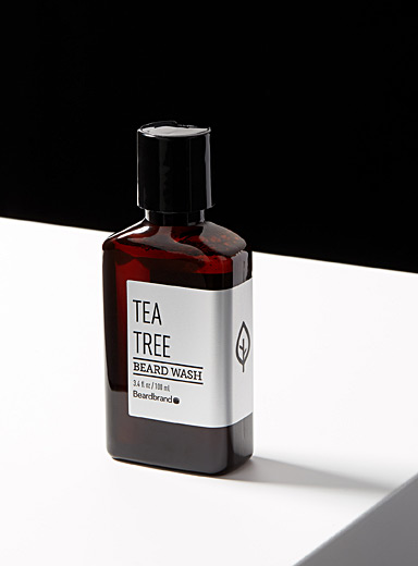 Le shampoing à barbe Tea tree