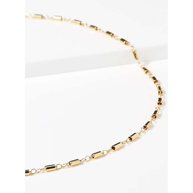 alternating-chain-link-choker