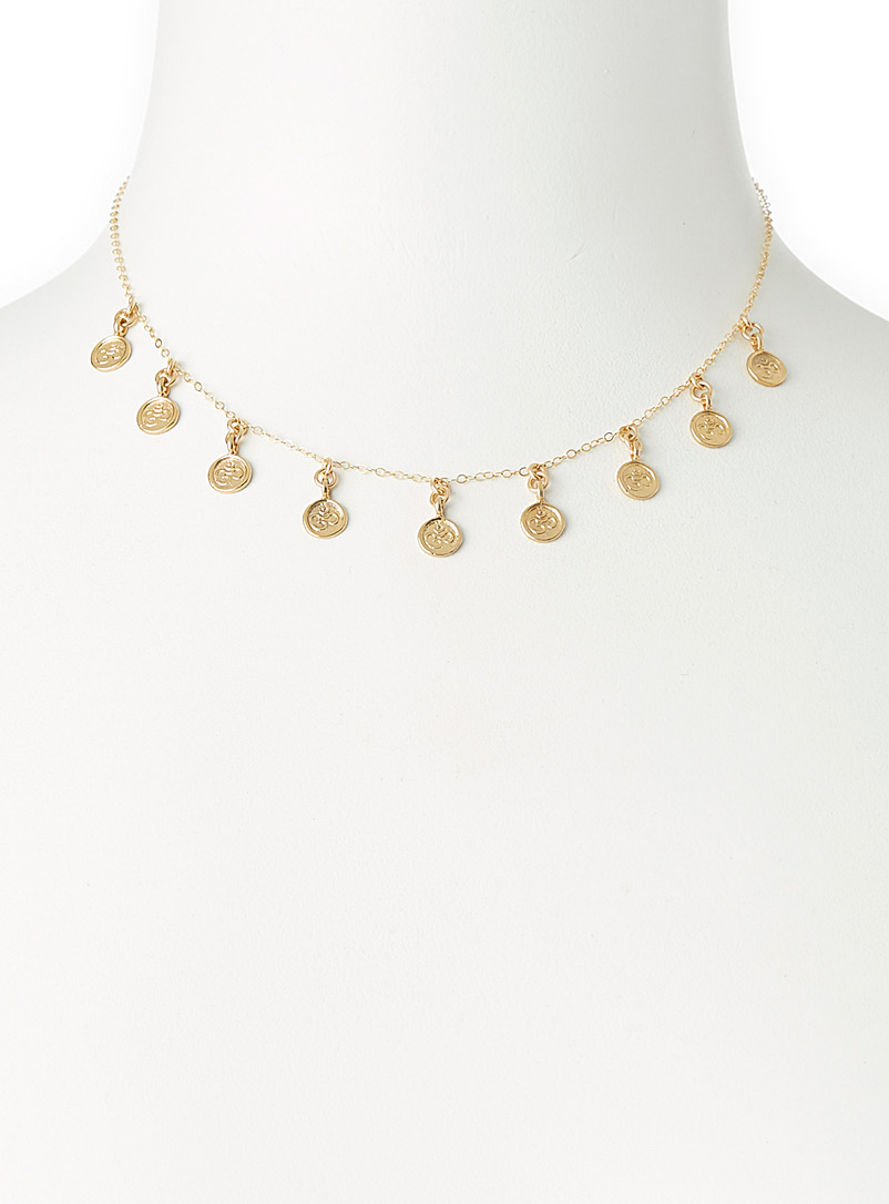 Le collier Om - Colliers - Assorti
