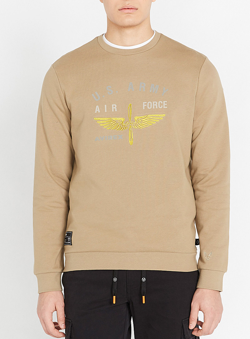 Avirex: Le sweat Air Force Assorti pour homme