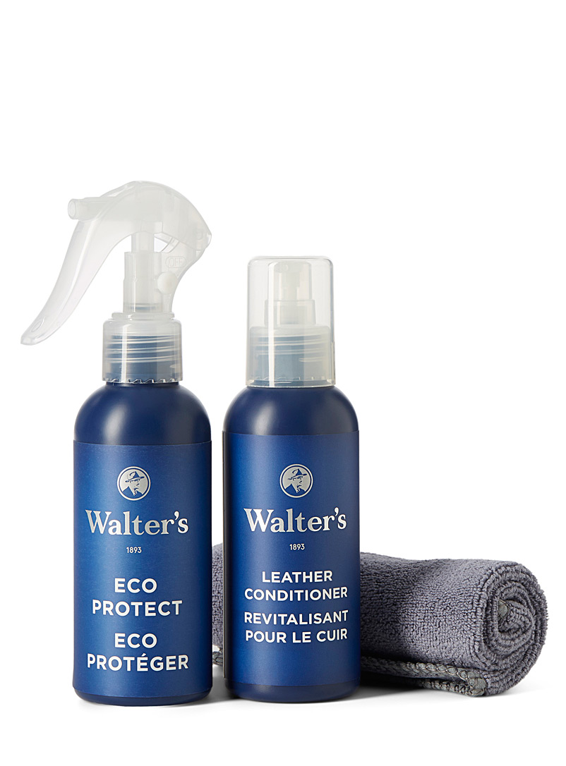 Leather care set