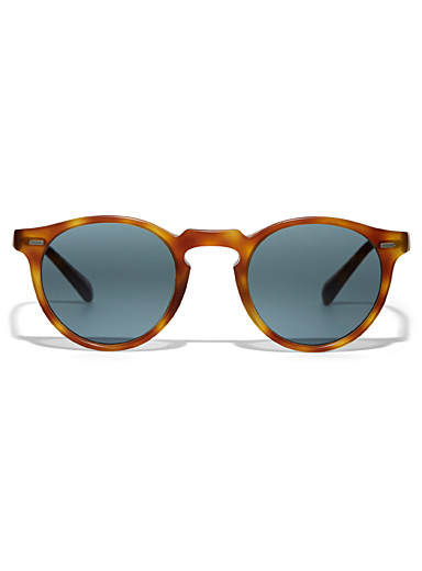 Gregory Peck round sunglasses