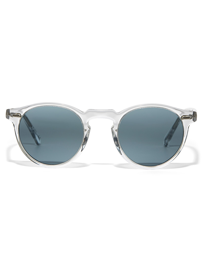 OLIVER PEOPLES Assorted Gregory Peck round sunglasses for women