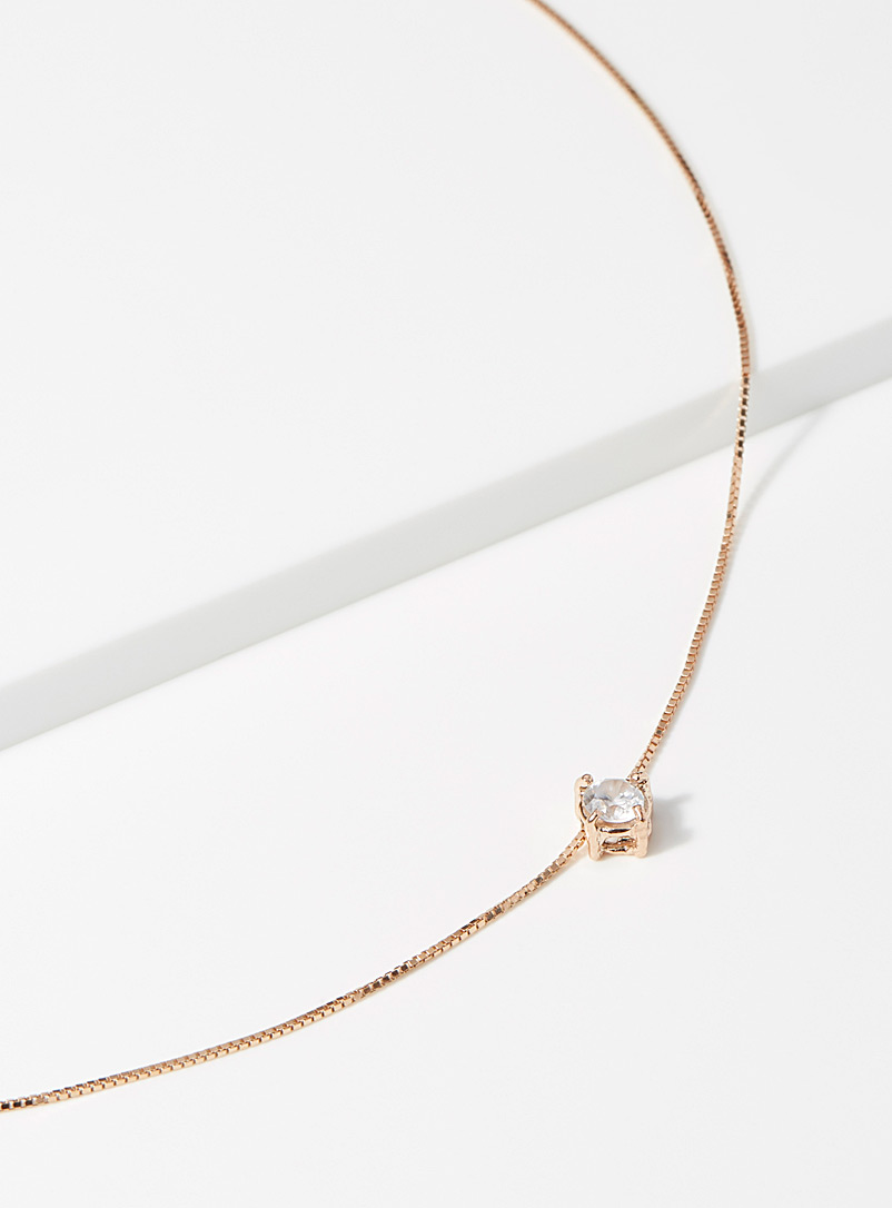 shimmery-stone-chain-necklace