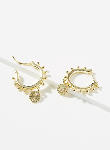 Les Annabelle earrings