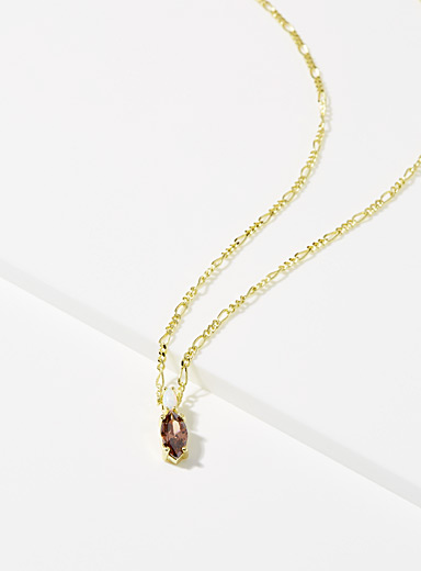 Le collier Margot or