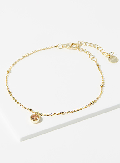 Midi34 x Simons Gold Sandra bracelet for women