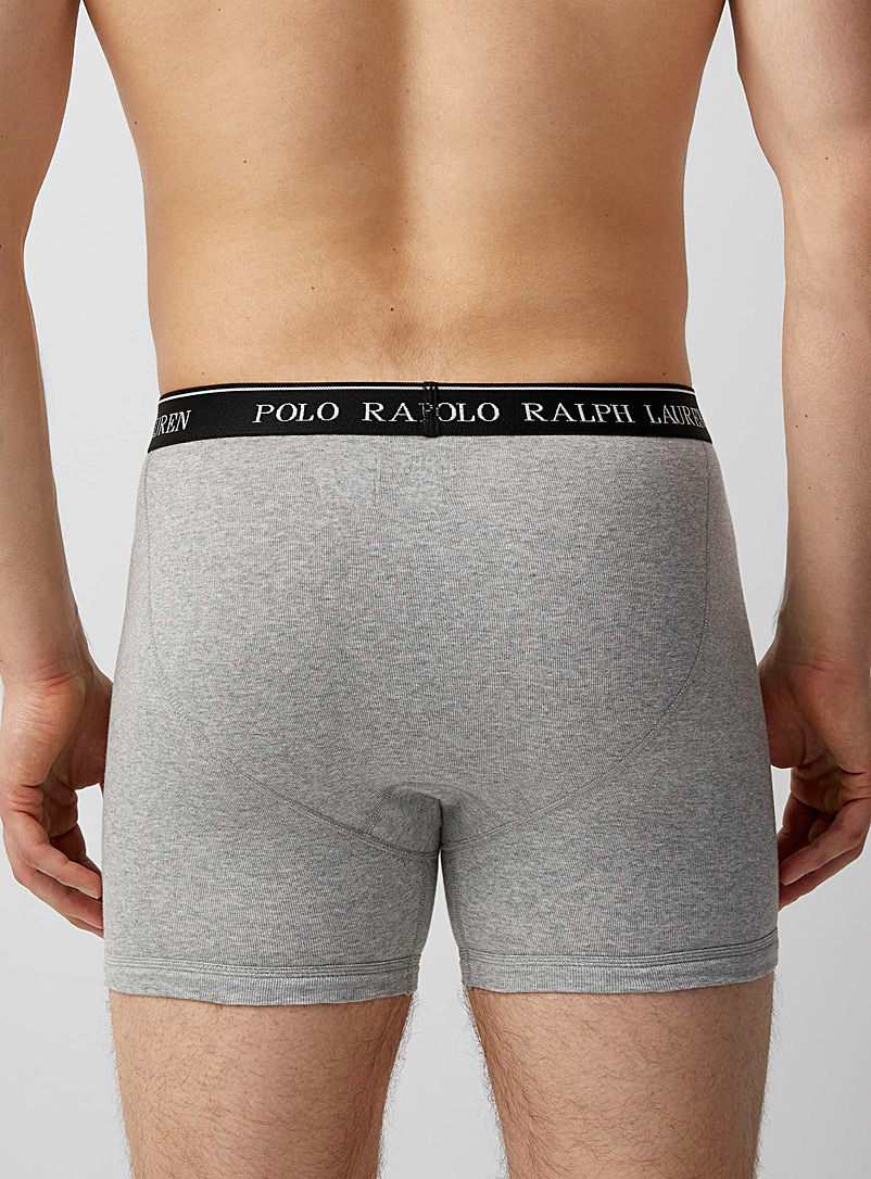 Polo Ralph Lauren Red Classic boxer brief 3-pack for men
