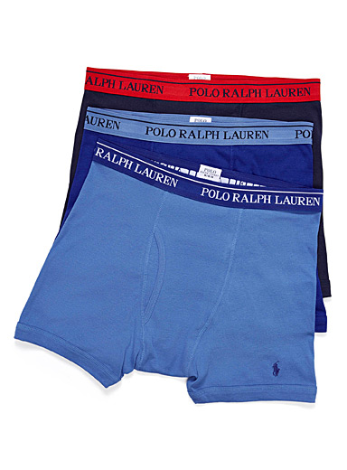 Polo essential boxer brief <br>3-pack