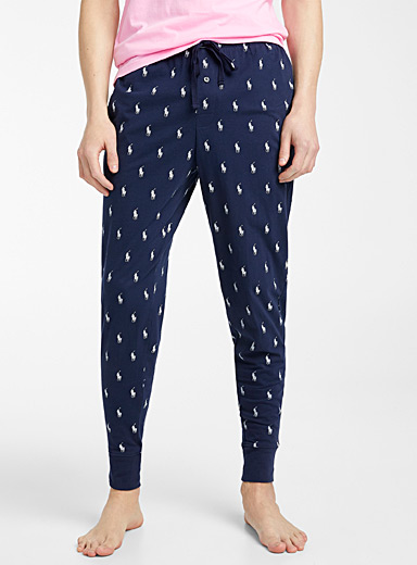 Polo player lounge joggers