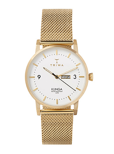 Ivory Klinga watch