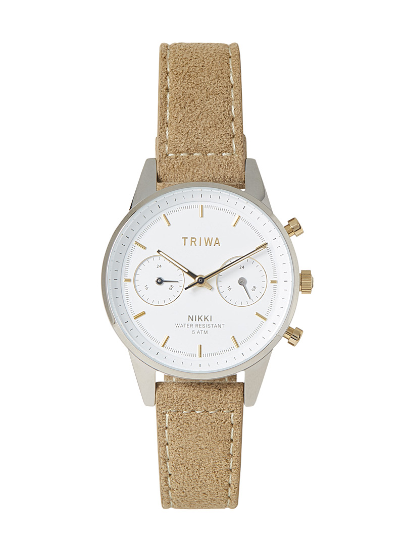 Sand Nikki Gleam watch
