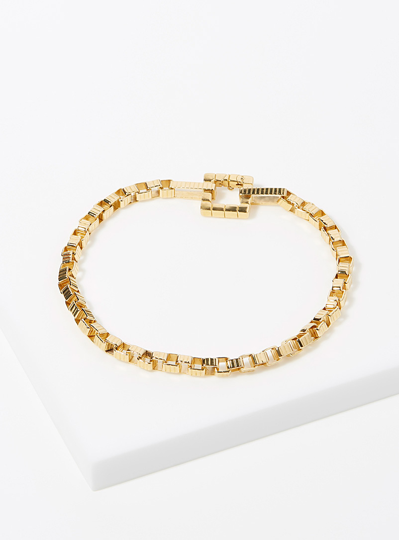 Signore bracelet - Designer Jewellery - Golden Yellow
