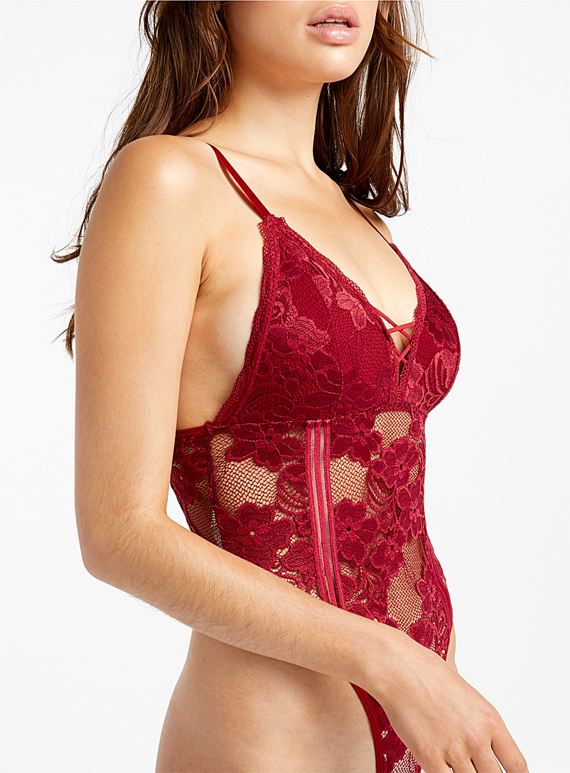 red-lace-bodysuit