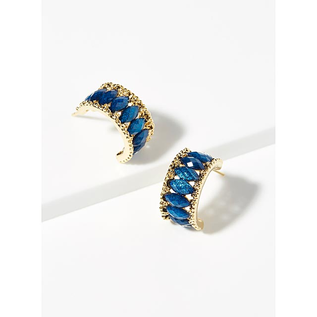 tapered-stone-hoops