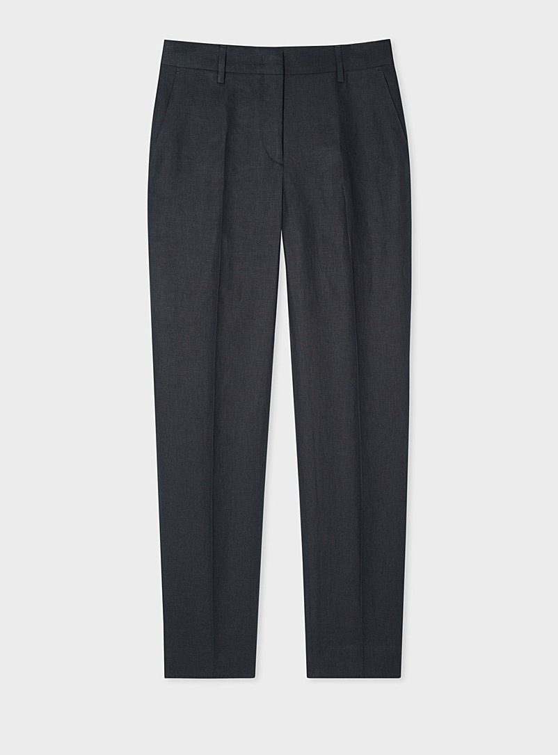 Paul Smith Marine Blue Classic pant for women